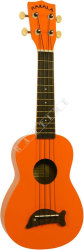 Makala MKSD OR Soprano Orange - ukulele sopranowe