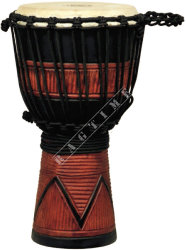 Ever Play DA 40 BB Tring Djembe Jammer Brown/Black - djembe