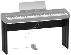 Roland KSC 90 BK - statyw do pianina FP 90