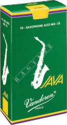 Vandoren Alt Java Green 1,5 - stroik do saksofonu altowego