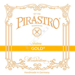 Pirastro Gold Violin E 4/4 Ball P315121