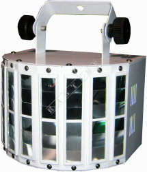 Flash Led Double Derby MK2 2x10W RGBW 4w1