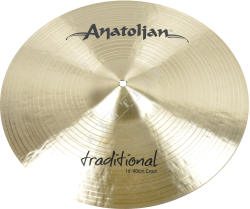 "Anatolian 22"" Traditional Crash - talerz perkusyjny"