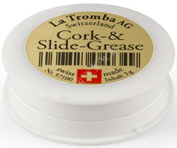La Tromba Cork & Slide Grease