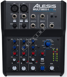 Alesis MultiMix 4 USB FX - mikser analogowy