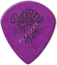 Dunlop Tortex Jazz Heavy Sharp - kostka do gitary