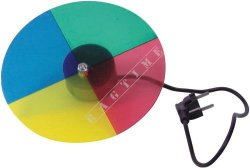 Eurolite Color wheel with motor for T 36