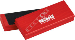 Nino NINO940R Sand Block Red - woodblock
