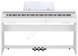 Casio PX 770 WE - pianino cyfrowe