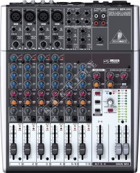 Behringer 1204USB Xenyx - mikser analogowy