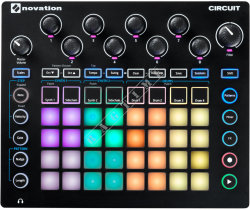 Novation Circuit - syntezator