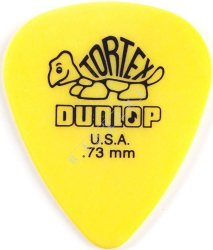 Dunlop Tortex Standard 0,73mm - kostka do gitary