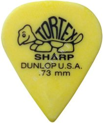 Dunlop Tortex Sharp 0,73mm - kostka do gitary