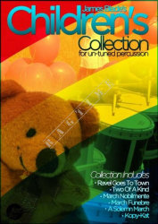 Children's Collection for Un-Tuned Percussion, James Blades - nuty