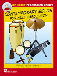 Contemporary Solos for Multi Percussion Bomhof/Cox/Weijmans u.a.