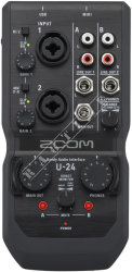 Zoom  U24 - interface audio