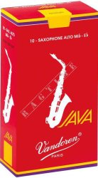 Vandoren Alt Java Red 2,5 - stroik do saksofonu altowego