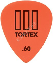 Dunlop Tortex III 0,6mm - kostka do gitary