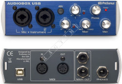 Presonus Audiobox USB - Audio interfejs USB