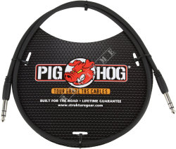 Pig Hog PTRS03 - kabel audio TRS 0,9m