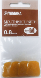 Yamaha Mouthpiece Patch 0,8mm M - gryzaki do ustnika 0,8mm