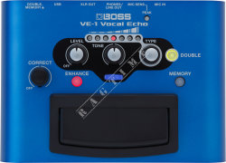 Boss VE 1 Vocal Echo - procesor wokalowy