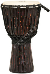 Ever Play DA 40 3 Djembe Jammer Rough Chocolate - djembe