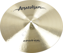 "Anatolian 17"" Emotion Crash - talerz perkusyjny"