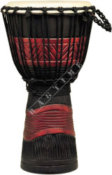 Ever Play DA 50 RB 2 Djembe Jammer Red Black - djembe