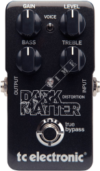 TC Electronic Dark Matter Distortion - efekt gitarowy
