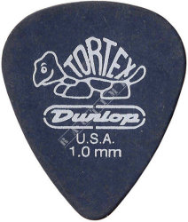 Dunlop Tortex Pitch Black 1,0mm - kostka do gitary