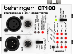 Behringer CT100 Cable Tester - tester kablowy