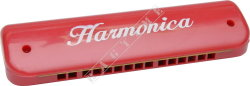 Golden Cup JH 015 Red C - harmonijka ustna