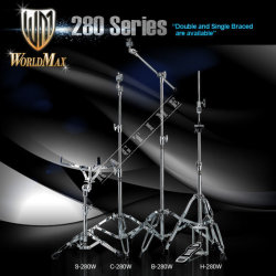 World Max H280W - statyw pod hi-hat