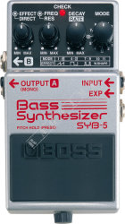 Boss SYB 5 Bass Synthesizer - efekt basowy