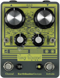 EarthQuaker Devices Gray Channel - efekt gitarowy