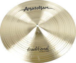"Anatolian 19"" Traditional Crash - talerz perkusyjny"