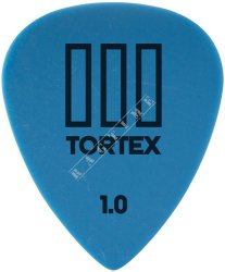 Dunlop Tortex III 1,0mm - kostka do gitary