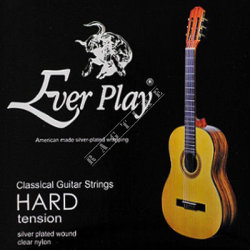 Ever Play EP 251 Hard Tension - struny do gitary klasycznej