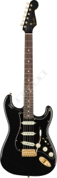 Fender Traditional '60s Stratocaster Midnight JAPAN - gitara elektryczna