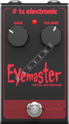 TC Electronic Eyemaster Metal Distortion - efekt gitarowy