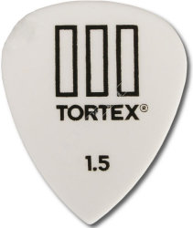 Dunlop Tortex III 1,5mm - kostka do gitary