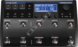 TC Helicon VoiceLive 2 - multiefekt wokalowy