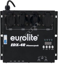Eurolite EDX 4R DMX RDM - switch-pack