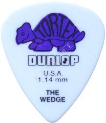 Dunlop Tortex The Wedge 1,14mm - kostka do gitary