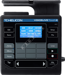 TC Helicon VoiceLive Touch 2 - procesor wokalowy