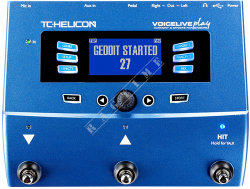 TC Helicon VoiceLive Play - multiefekt wokalowy