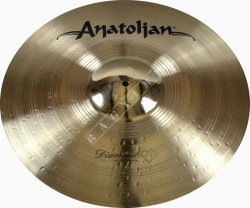 "Anatolian 18"" Diamond NU Crash-Ride - talerz perkusyjny"