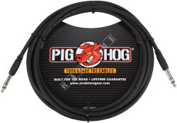 Pig Hog PTRS15 - kabel audio TRS 4,5m