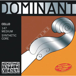 Thomastik Dominant 147 Cello Set